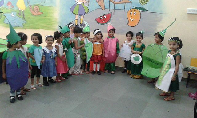 Competitions  (Shloka and Fancy Dress)
