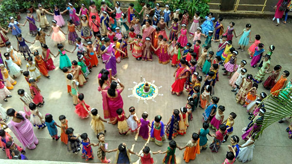 Bhondla Celebration