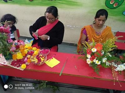 Late Sau  Ashwini Devasthale Pre-Primary - Laxmi Road Branch